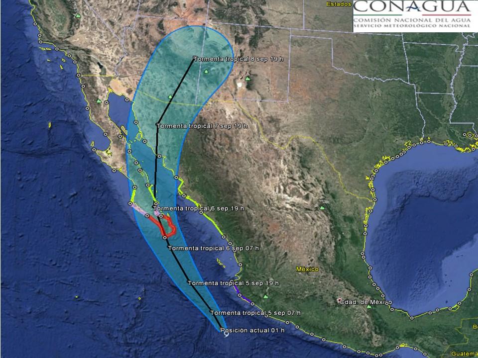 Aviso de Ciclón