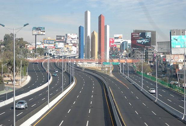 Preparan Rehabilitación del Periférico Norte en México