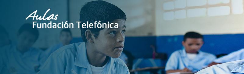 Aulas Fundación Telefónica en México