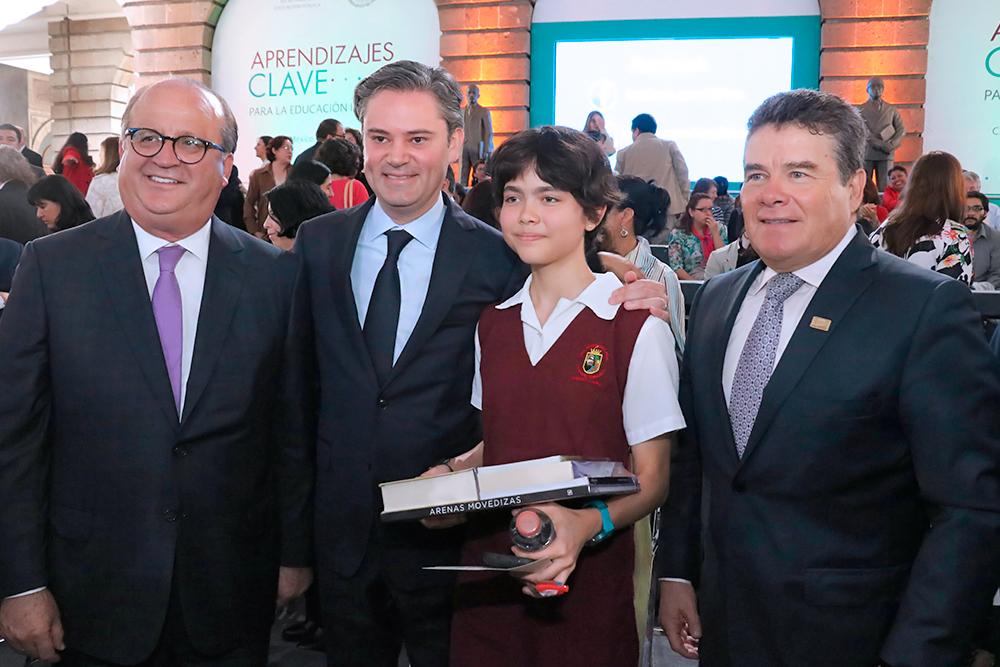 Presentación de los Nuevos Planes de Estudio 2017-2018 en México