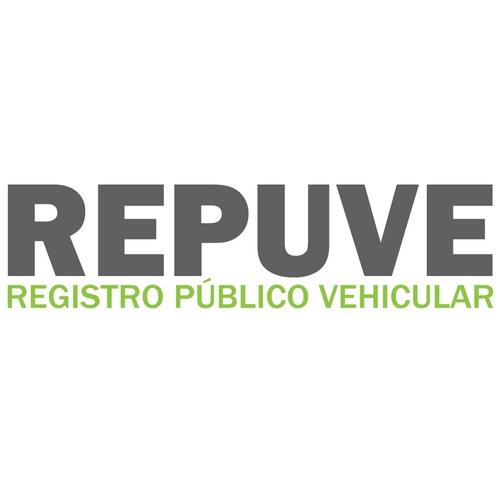 REPUVE Registro P�blico Veh�cular