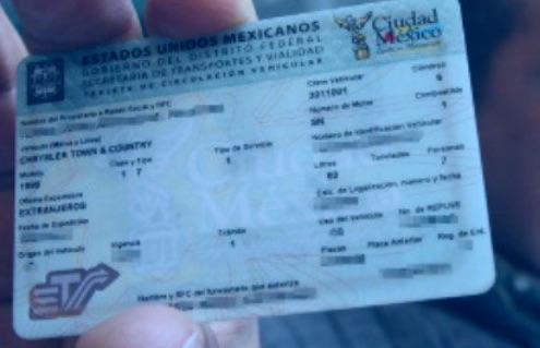 Licencia de Conducir y Manejo en todos los Estados de México